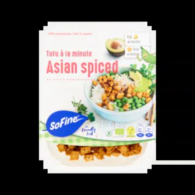 SoFine Tofu à la Minute Asian Spiced