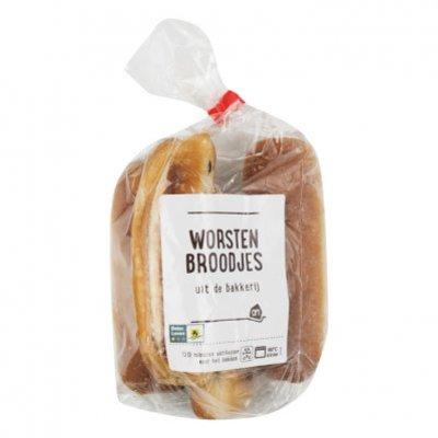 Huismerk Diepvries worstenbroodjes