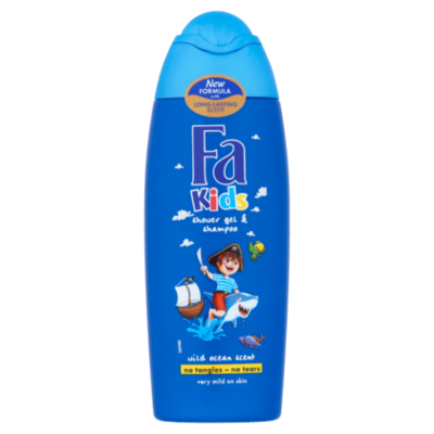 Fa Douchegel en shampoo pirate kids