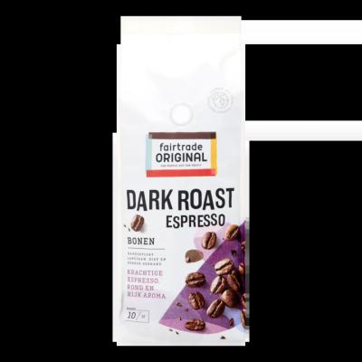 Fairtrade Original Espressobonen Dark Roast