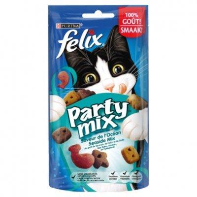 Felix Partymix snacks seaside