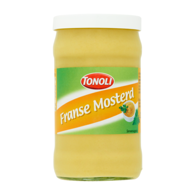 Tonoli Franse Mosterd