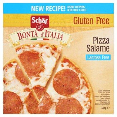 Schär Pizza salami