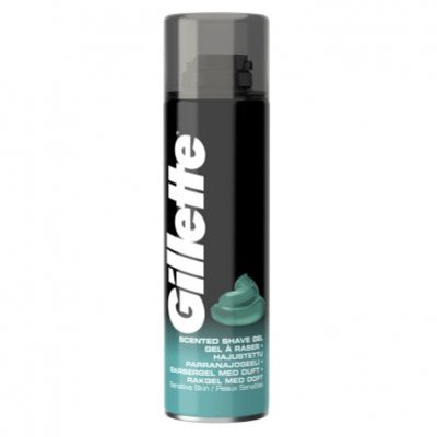 Gillette Base shave gel sensitive
