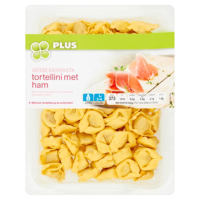 Huismerk Tortellini met ham