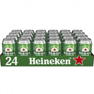 Heineken Premium pilsener tray