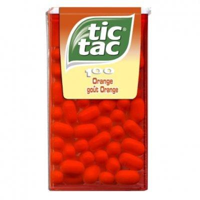 Tic Tac Orange T100
