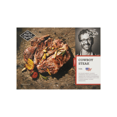 The Meat Lovers Cowboy Steak USA
