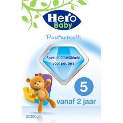 Hero Baby Peutermelk 5 (2+jr)