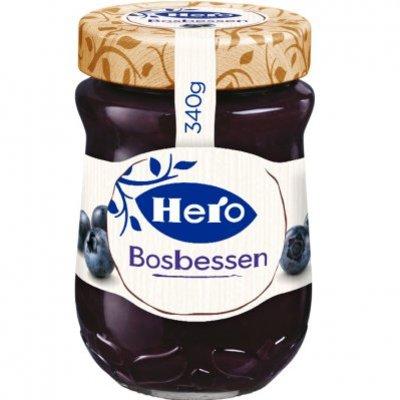 Hero Bosbessen jam