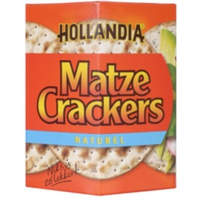 Hollandia Matzecrackers naturel