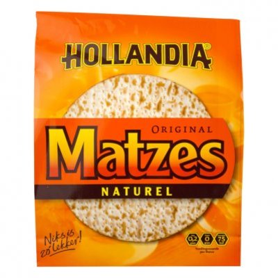 Hollandia Matzes naturel