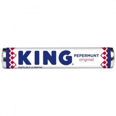 King Pepermunt Original rol