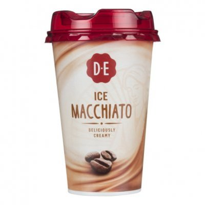 Douwe Egberts Ice macchiato ijskoffie