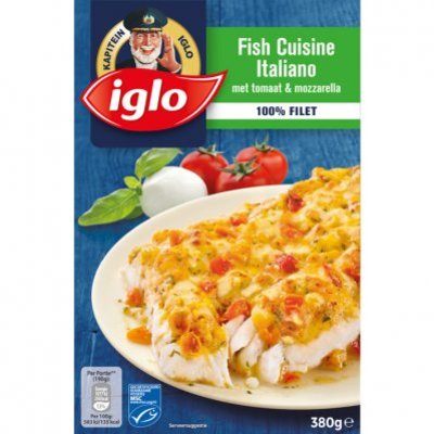Iglo Fishcuisine Italiano