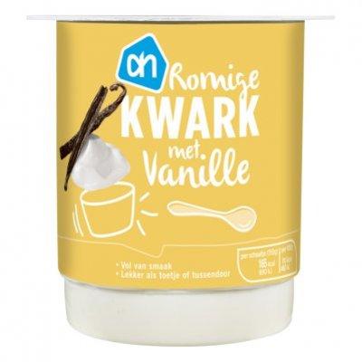 Huismerk Smulkwark vanille