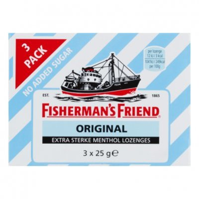 Fisherman's Friend Original no added sugar