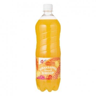 Budget Huismerk Sinaasappel siroop