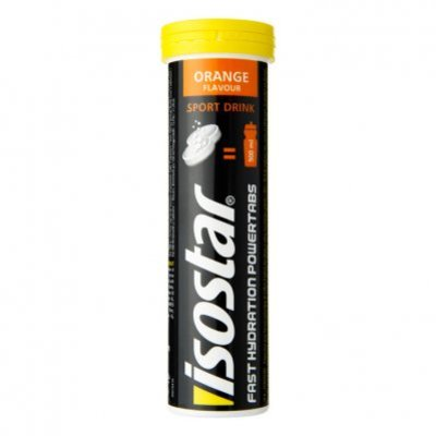 Isostar Powertabs orange