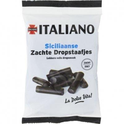 Italiano Siciliaanse zachte dropstaafjes