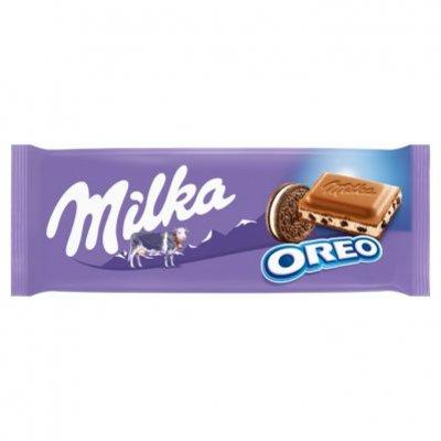 Milka Chocolade Reep Oreo