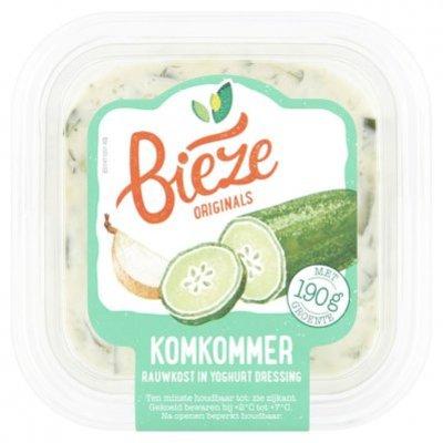 Bieze Rauwkost komkommer