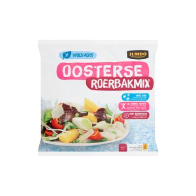 Huismerk Oosterse Roerbakmix Vriesvers