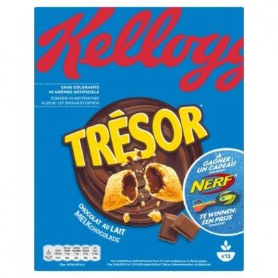 Kellogg's Tresor melkchocolade