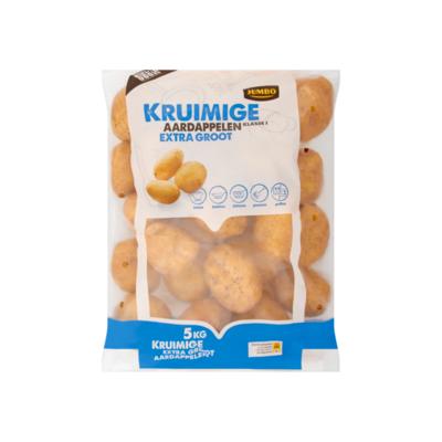 Huismerk Kruimige Aardappelen Extra Groot