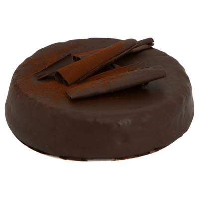 Huismerk Chocoladetaartje