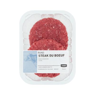 Huismerk Rund Steak du Boeuf 2 Stuks