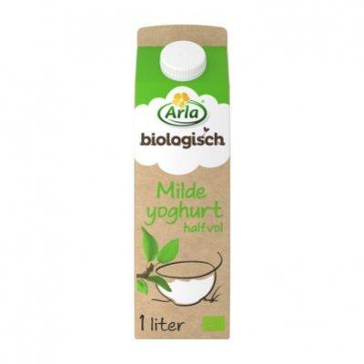 Arla Biologische milde yoghurt halfvol