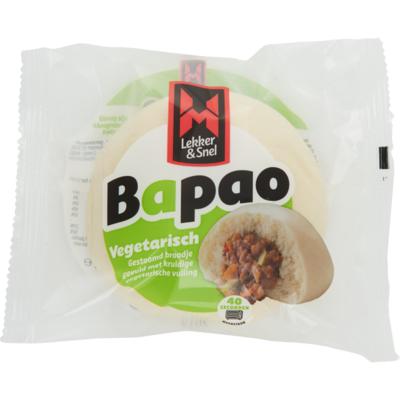 Humapro Bapao vegetarisch