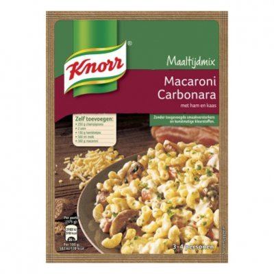 Knorr  Mix carbonara