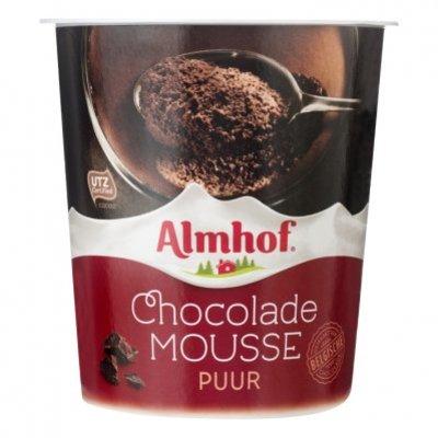 Almhof Chocolade mousse puur