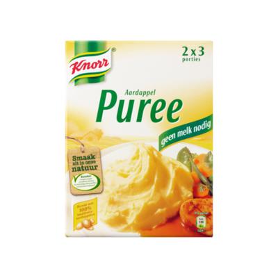 Knorr Mix Duo Aardappelpuree 2 x 3 Porties
