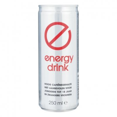 E energy drink
