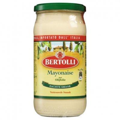 Bertolli Mayonaise olijfolie