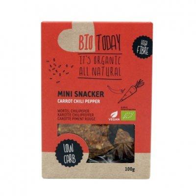 BioToday Mini snackers carrot chili