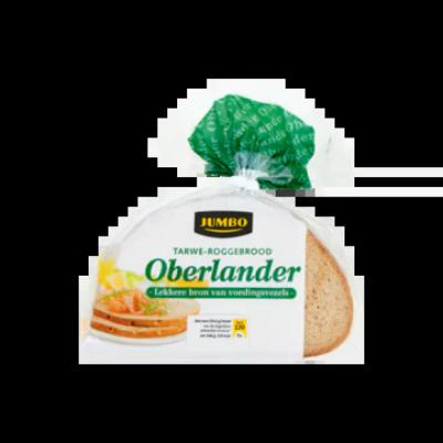 Huismerk Tarwe-Roggebrood Oberlander