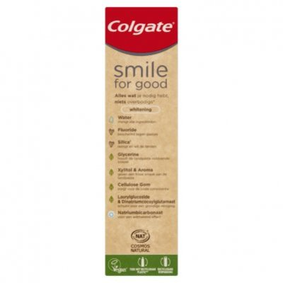 Colgate Tandpasta smile for good whitening