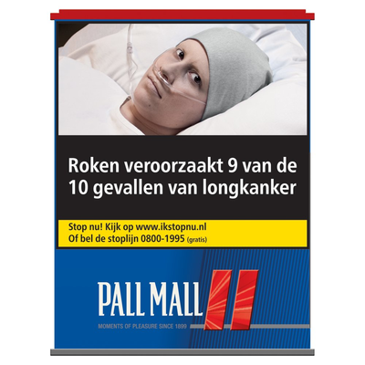 Pall Mall Volume TOB Red 66 g