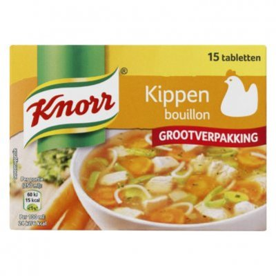 Knorr Bouillon kip