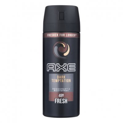 Axe Deodorant spray dark temptation
