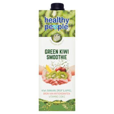 Healthy People Green kiwi smoothie