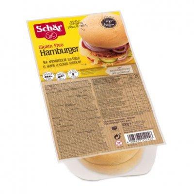 Schär Hamburger broodje glutenvrij