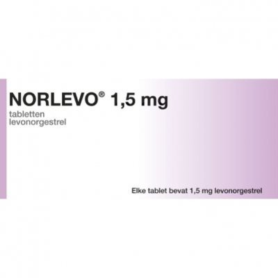 Norlevo Morning-after pil 1,5 mg