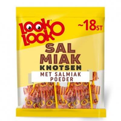 Look o Look Salmiakknotsen