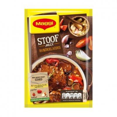 Maggi Stoofmix runderlapjes kruidenmix