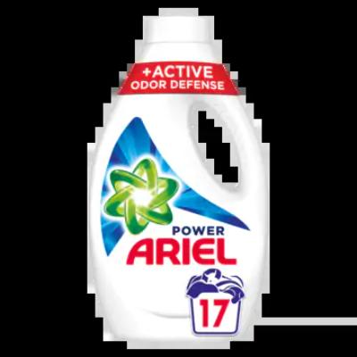 Ariel + Actieve Geurbestrijding Vloeibaar Wasmiddel 0.935l, 17 Wasbeurten